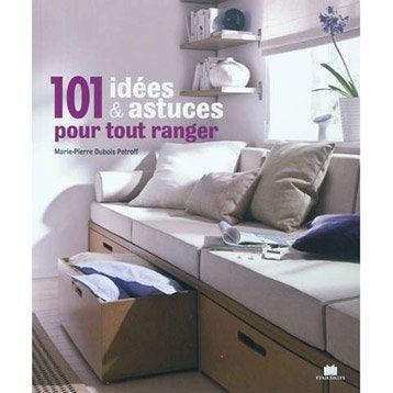 101 idées & astuces pour tout ranger, Massin