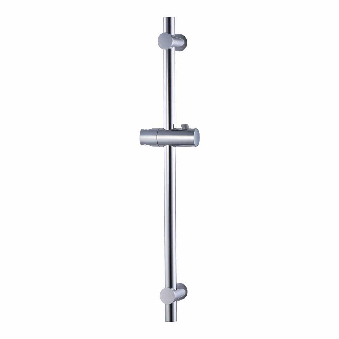 Barre de douche, chrome, SENSEA Ikka