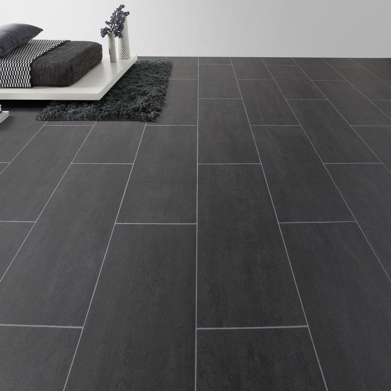 Sol PVC black melbourne l.4 m | Leroy Merlin