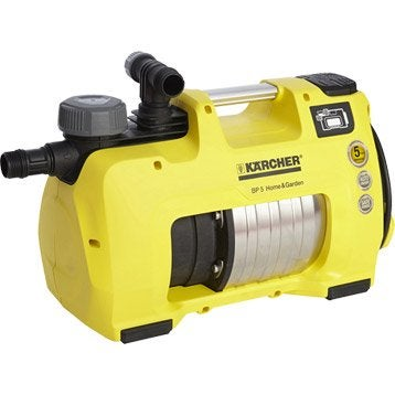 Pompe arrosage automatique KARCHER, Bp5 home and garden 6000 l/h