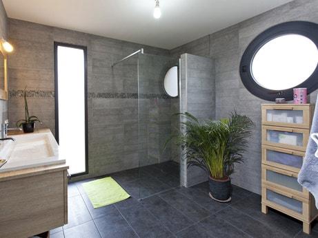 La salle de bains de Stéphane à Colomiers