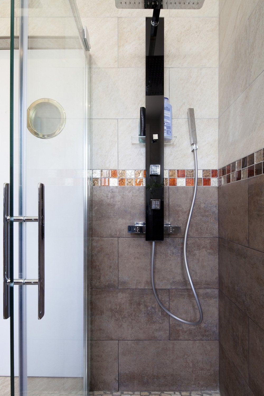 vos r alisations de douche l 39 italienne leroy merlin. Black Bedroom Furniture Sets. Home Design Ideas