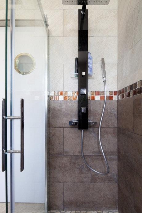La douche à l'italienne de Luc à Antony