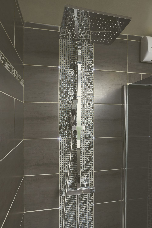 La douche à l\'italienne d\'Emilie à Thumeries | Leroy Merlin