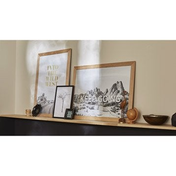 Cadre Nakato, 40 x 50 cm, chêne clair
