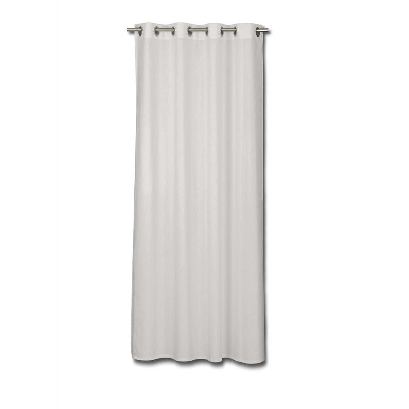 rideau tamisant grande hauteur neo lin x cm. Black Bedroom Furniture Sets. Home Design Ideas