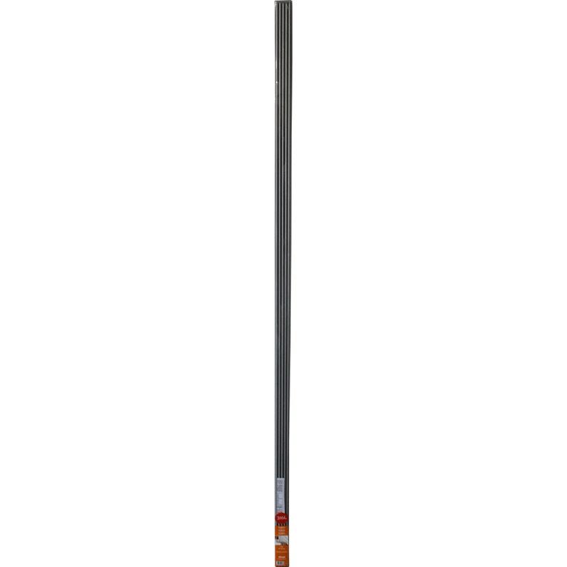 Lot De 5 Tubes Inox 316l Grisargent Acier Inoxydable D10mm L2 M