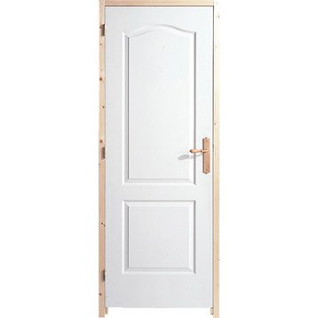 Porte acoustique isolante et coupe feu au meilleur prix - Bloc porte interieur 63 cm ...