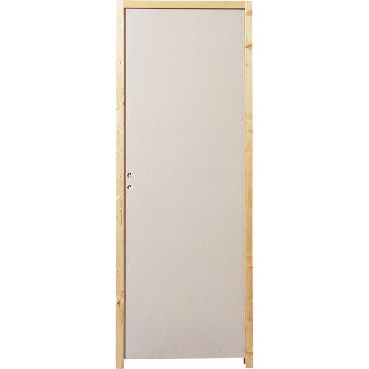 bloc porte isothermique isoplane glasgow x cm. Black Bedroom Furniture Sets. Home Design Ideas