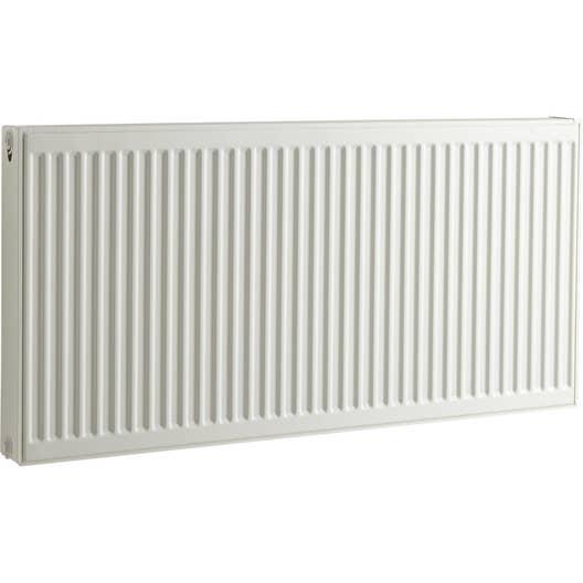 radiateur chauffage central blanc cm 2397 w. Black Bedroom Furniture Sets. Home Design Ideas