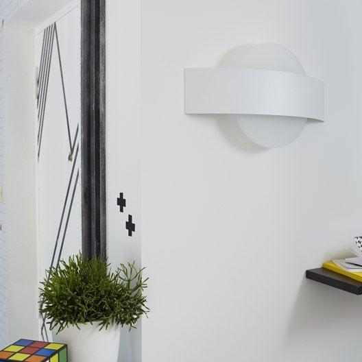 Applique murale - Luminaire intérieur au meilleur prix   Leroy Merlin
