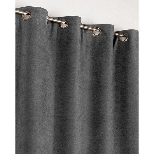 comment choisir un rideau isolant thermique ou phonique leroy merlin. Black Bedroom Furniture Sets. Home Design Ideas
