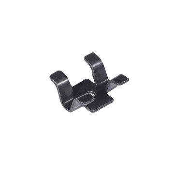 Lot de 158 clips clips noirs Terrasse premiumL.0.025 x l.0.025 m