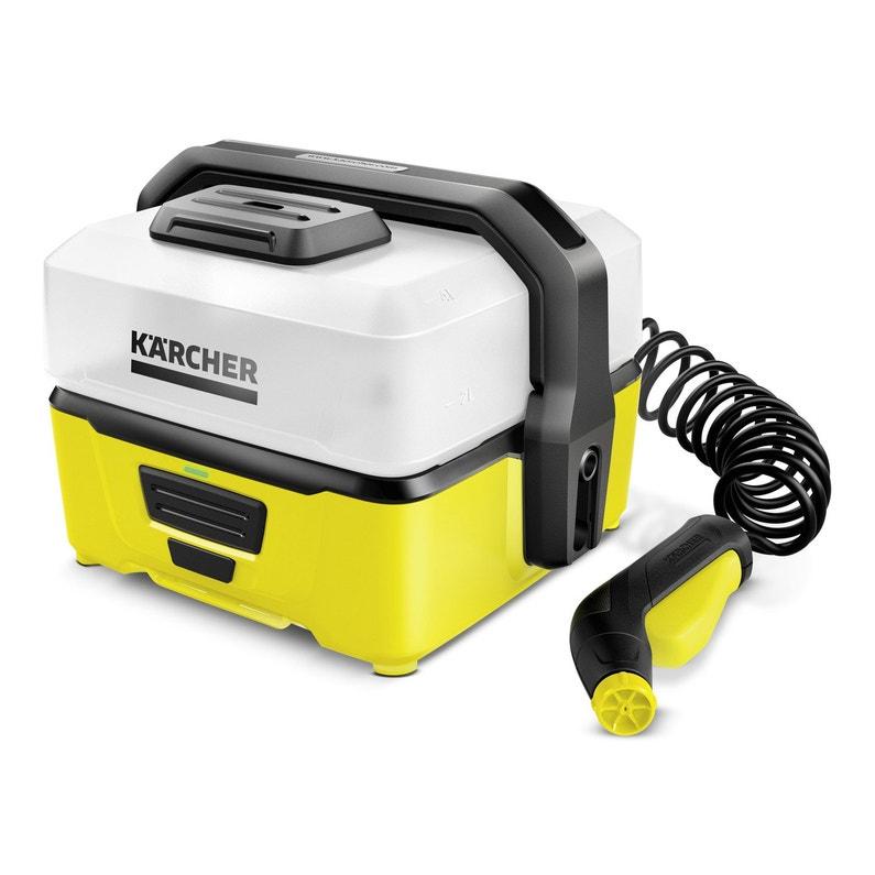 Nettoyeur Haute Pression Sur Batterie Karcher Oc3 Cleaner