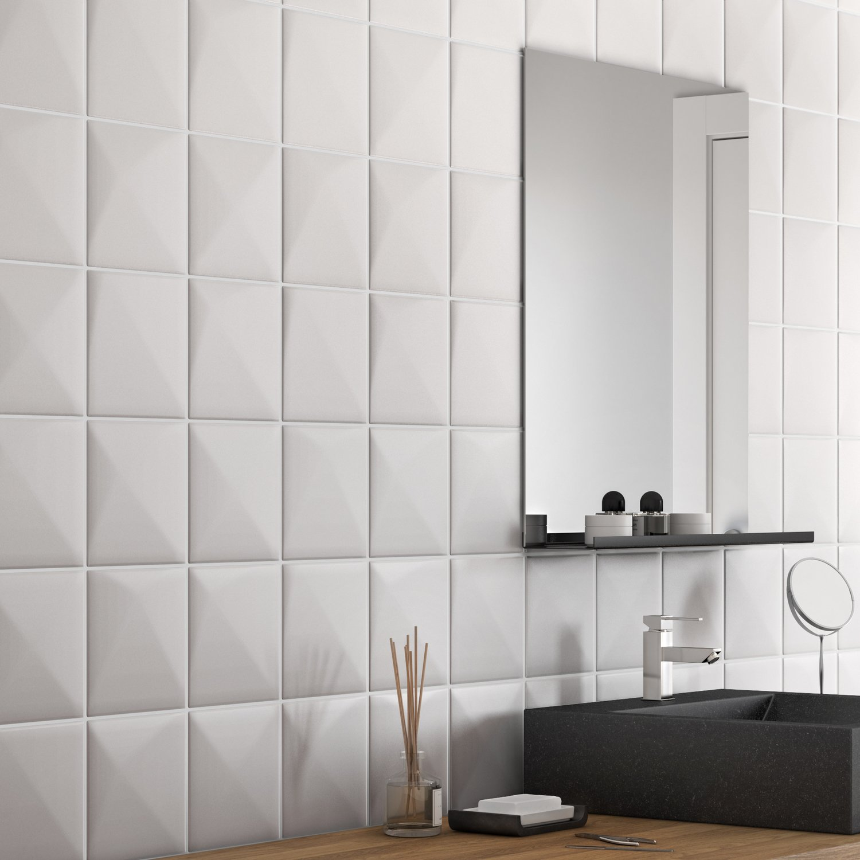 Recouvrir mur salle de bain recouvrir faience salle de bain new masquer carrelage salle de avec - Recouvrir du carrelage de salle de bain ...