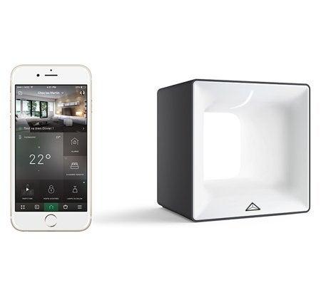 kit clairage connect pour cr er un va et vient sans fil avec box enki leroy merlin. Black Bedroom Furniture Sets. Home Design Ideas