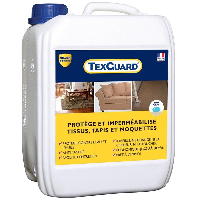 Traitement Anti Taches Tissu Et Moquette Texguard 5l Leroy Merlin