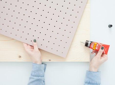 diy fabriquer une table basse bi mati re leroy merlin. Black Bedroom Furniture Sets. Home Design Ideas