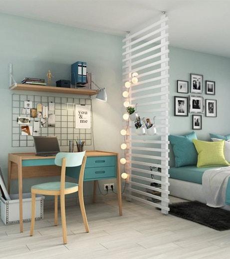 comment choisir sa cloison amovible pour diviser un espace. Black Bedroom Furniture Sets. Home Design Ideas