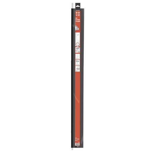 Bas De Porte à Glisser : bas de porte glisser glisser axton cm gris ~ Dailycaller-alerts.com Idées de Décoration