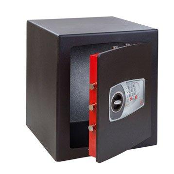 Coffre-fort à code TECHNOMAX nmt/7p Nmt/7p H.49 x l.43 x P.40 cm
