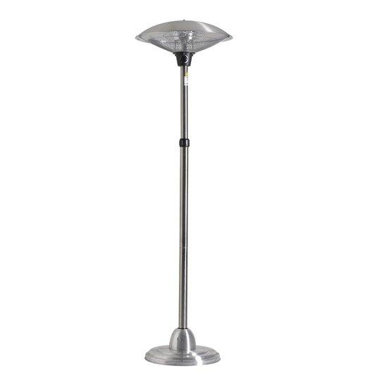 chauffage de terrasse parasol chauffant au meilleur prix leroy merlin. Black Bedroom Furniture Sets. Home Design Ideas