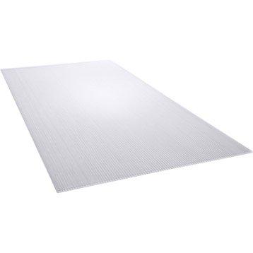 Plaque clair L.200 x l.105 cm 4 mm