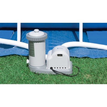 Pompe piscine filtre sable piscine au meilleur prix for Epurateur a cartouche intex gifi