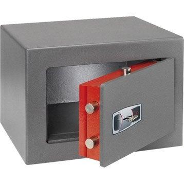 Coffre-fort à clé TECHNOMAX technofire Dpk/4 H.28 x l.40 x P.35.5 cm