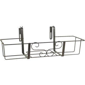 support de pot et suspension leroy merlin. Black Bedroom Furniture Sets. Home Design Ideas