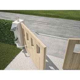 Motorisation de portail à bras MHOUSE BY NICE ws200s