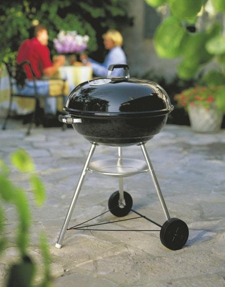 Le barbecue emblématique de la marque Weber