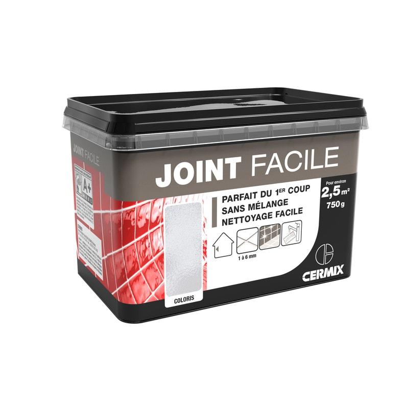Joint Pâte Carrelage Cermix Bleu Nuit 075 Kg 25 M² Joint Facile Bleu Night 2