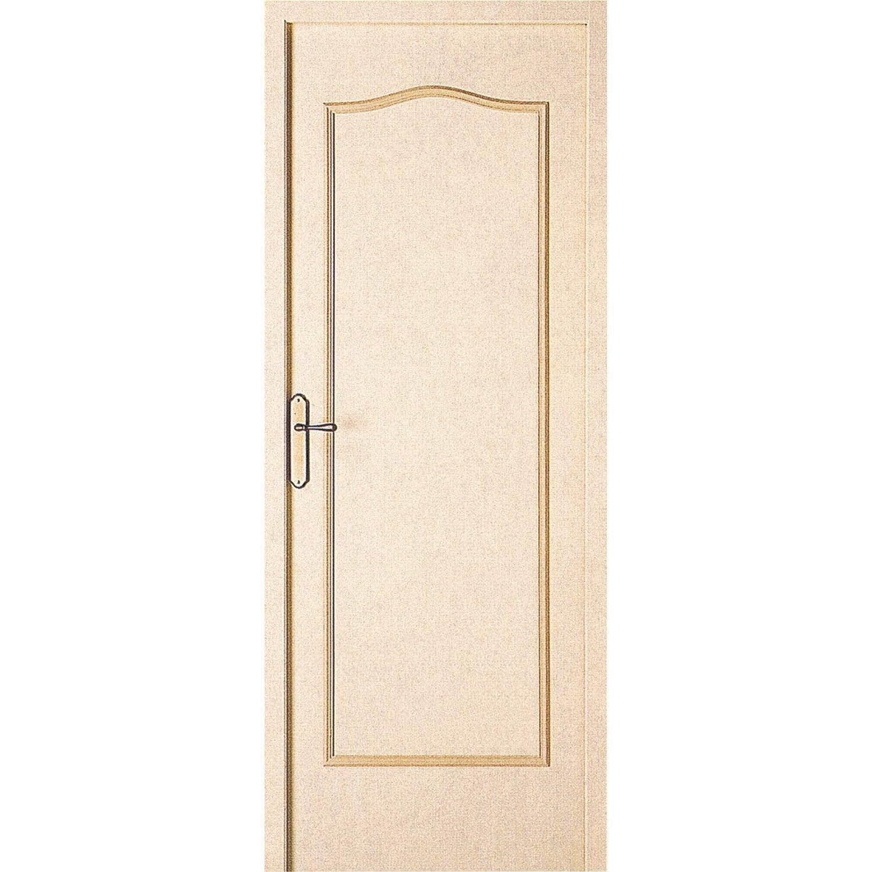 d cor de porte ta gai d 39 un panneau doucine bois leroy merlin. Black Bedroom Furniture Sets. Home Design Ideas