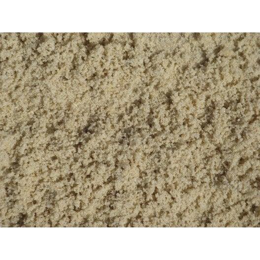 sable d coratif pierre naturelle blanc silice 0 2mm 1 t leroy merlin. Black Bedroom Furniture Sets. Home Design Ideas
