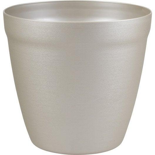 Bac plastique r serve d 39 eau bhr x cm beige dor leroy merlin - Bac a reserve d eau ...