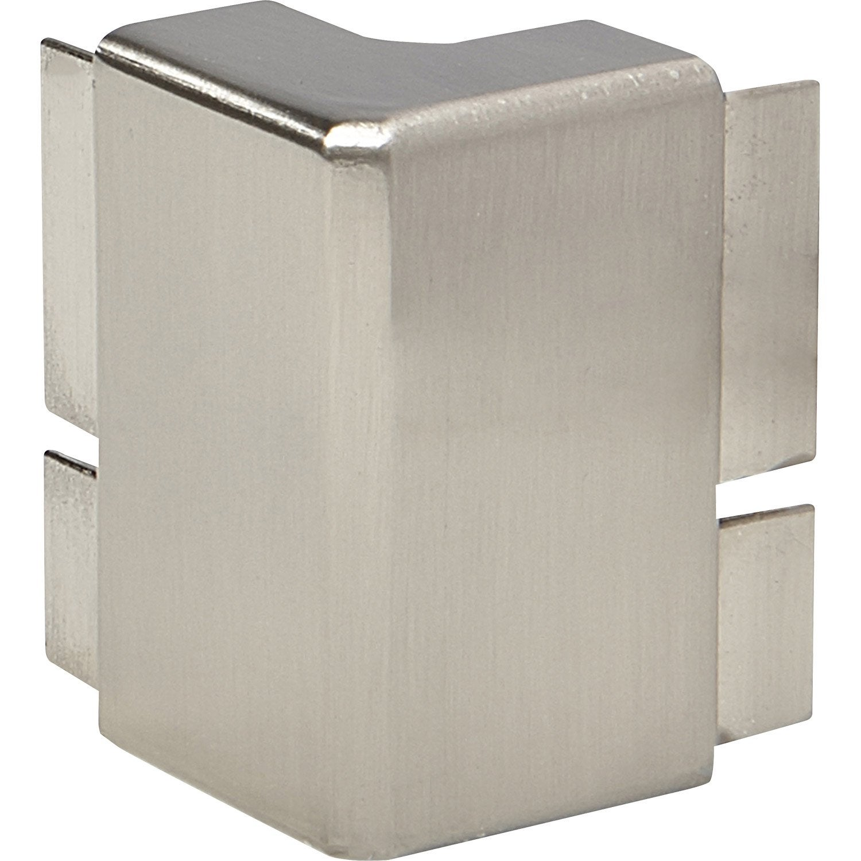 Jonction d 39 angle 90 ferm reno plan aluminium bross leroy merlin - Plan de travail angle ...
