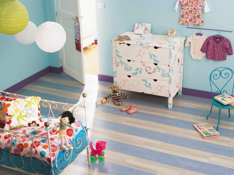 Passer De La Chambre De Bébé à La Chambre Denfant Leroy Merlin - Plinthe carrelage et tapis de chambre pour bebe