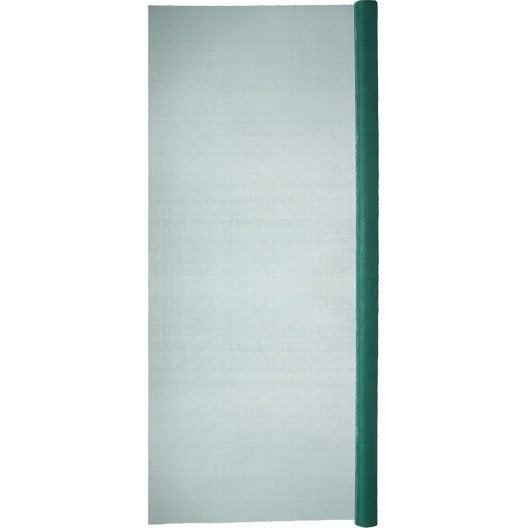 Moustiquaire fibre de verre, H.1.4 x L.2 m