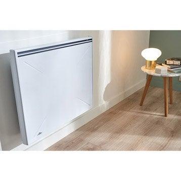 radiateur lectrique chauffage lectrique radiateur inertie rayonnant convecteur leroy. Black Bedroom Furniture Sets. Home Design Ideas