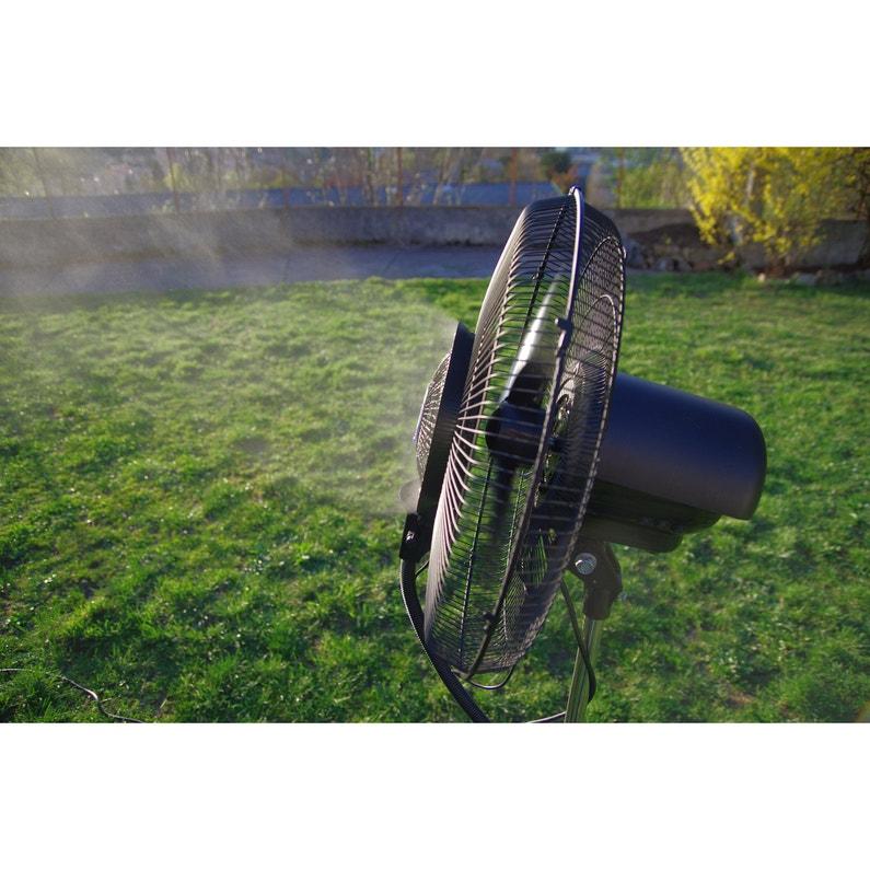 Ventilateur Brumisateur Sur Pied Ofresh 150 Cm 072 D 46 Cm 90 W