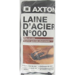Laine d'acier N°000 AXTON