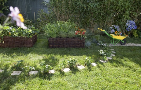 Un potager qui vous ressemble leroy merlin Embellir son jardin