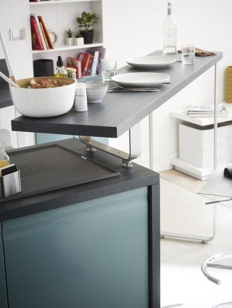 un coin repas qui met l 39 eau la bouche leroy merlin. Black Bedroom Furniture Sets. Home Design Ideas