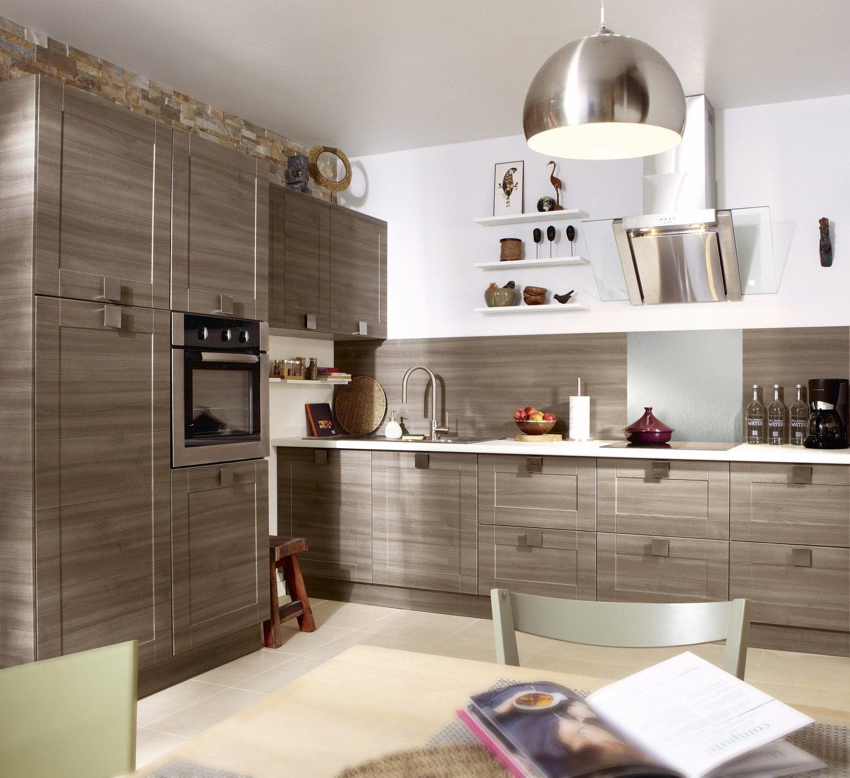 Cuisine Moderne Et Chaleureuse