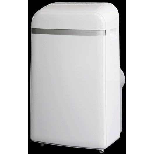 Climatiseur mobile comfee mppd12hrn1 3500 w leroy merlin - Quel climatiseur mobile choisir ...