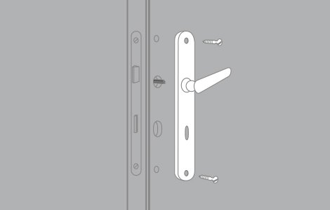 Changer serrure porte garage cool changer une serrure de for Ouvrir une porte de garage basculante