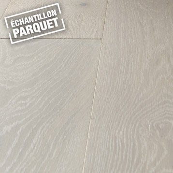 Echantillon parquet contrecollé ARTENS Line+, XL, chêne plume huilé