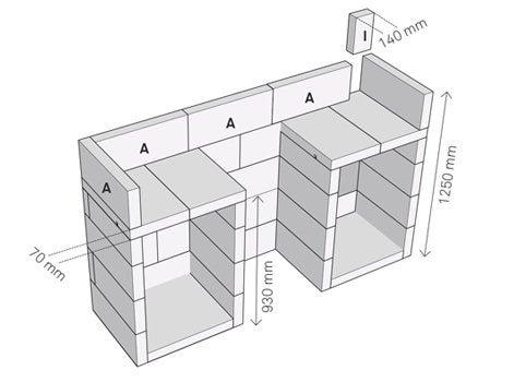 Construire Un Espace Barbecue | Leroy Merlin