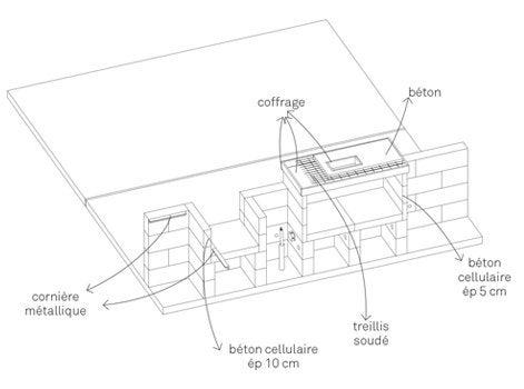 r aliser une chemin e d 39 ext rieur sur une terrasse leroy. Black Bedroom Furniture Sets. Home Design Ideas